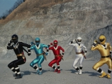 Ninja Sentai Kakuranger: The Movie