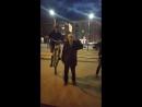 дед бом бом и велосипедист