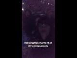 February 28 Selena in Georgia Fowlers Instagram Story (1)