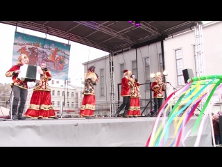 Новости города Даугавпилс (Латвия) с участием Ансамбля народной песни