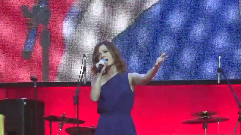 Юлия Савичева - Юлия (Партийная зона МУЗ-ТВ, 31.05.2015 г.)