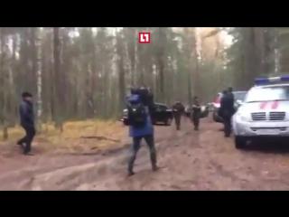 Пропавшего в заповеднике мальчика нашли живым
