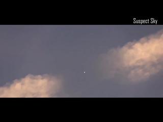 Видео «заметающего» следы пребывания на Земле НЛО выложили в Сеть