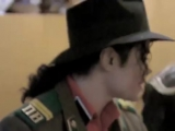 Rare video Michael Jackson in Moscow