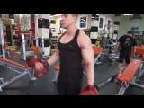 Мотивация. Тренировка рук. Жиросжигающая тренировка. Средняя дельта. Как накачать. бицепс. плечи. Трицепс. Сгибания. Разгибания