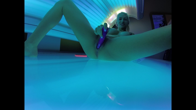 Haley Ryder Naughty Tanning Adventure (720p) Amateur, Teen, Solo, Big Tits, Masturbation, Dildo,