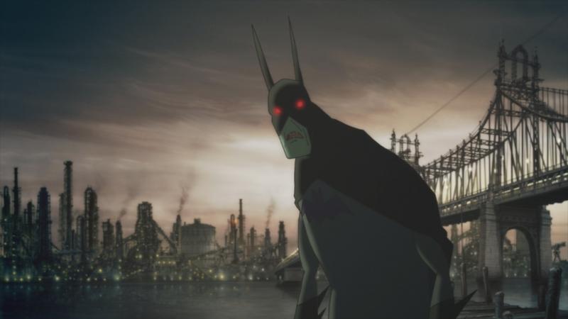 Трейлер. Бэтмен: Рыцарь Готэма (2008)