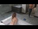 Школьница сосет член в ванной у одноклассника Студентка трахается жесткий секс в анал куни фетиш лижет киску кончил внутрь