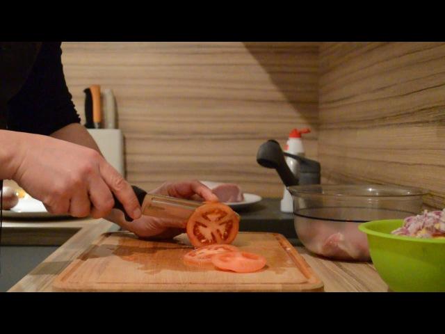 Кухонные монологи. Нож DOMINUS Kizlyar Supreme