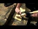 Рез по дереву: Spyderco Endura ZDP-189