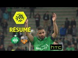 AS Saint-Etienne - FC Lorient (4-0)  - R