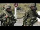 Песня российских миротворцев в Южной Осетии