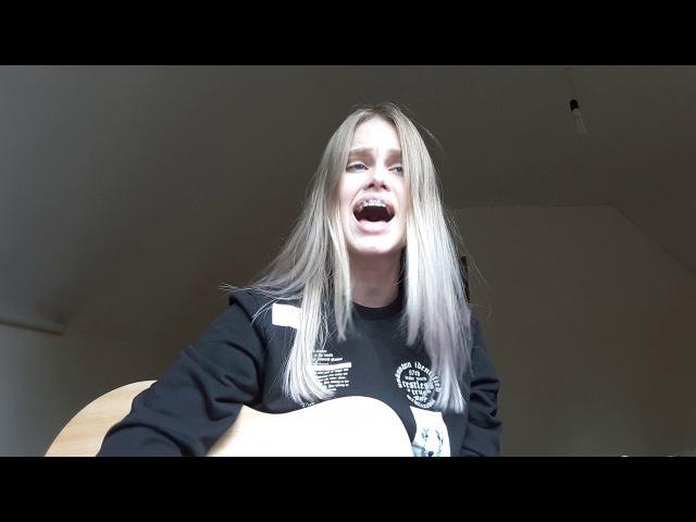 Даша Волосевич - Дайте мне выйти (Авторская песня)