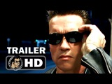 T2 Terminator 2  Judgment Day Official 3D Trailer (2017) Arnold Schwarzenegger Sci-Fi Movie HD