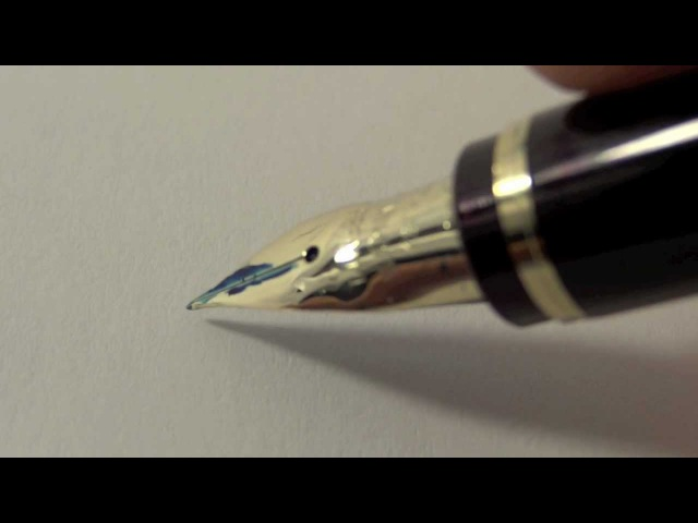 Custom Namiki Falcon Resin Fountain Pen HD