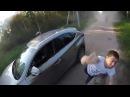 Drunk Russian driver