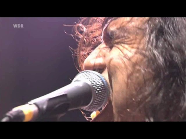 Slayer Seasons in the abyss live at Rock am ring 2007 720p HD