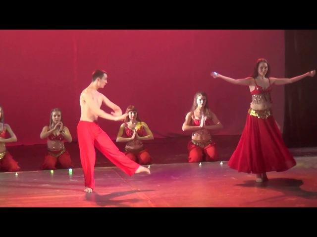 Tver Youth Ballet Академия СК Балета. Женская шалость