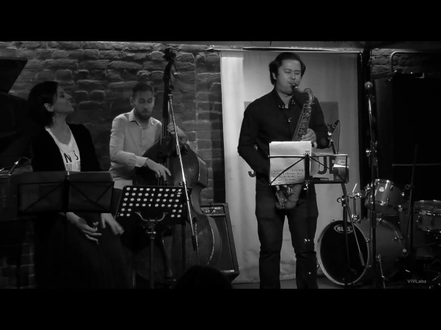GRAVY WALTZ (Ray Brown) Alla Turovskaya Quartet LIVE IN JFC JAZZ CLUB