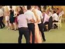 танец пингвинов. свадьба