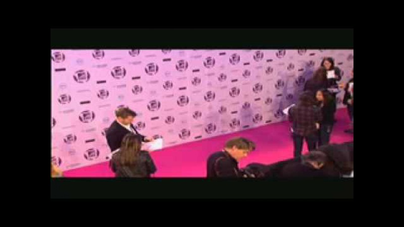 11-06-2011 Adam Lambert and EMA entire Red Carpet and backstage livestream tinybox unedited