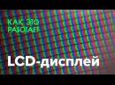 Как работает LCD-дисплей