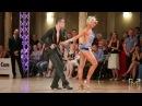 Anton Aldaev Natalia Polukhina danceComp Wuppertal 2017 WDSF WO LAT solo J
