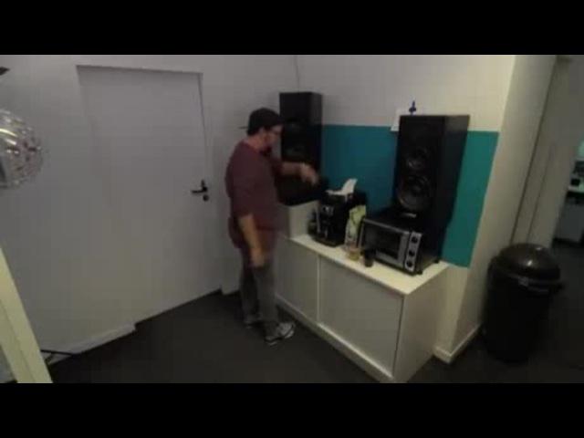 Coffee machine, gabber · coub, коуб