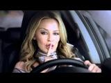 Кайли Миноуг в рекламе Лексус CT 200h. Kylie Minogue &amp Lexus.