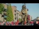 Les Géants à Montréal // The Giants in Montréal