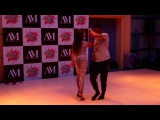 Pamela and William Brazilian Zouk Dance Performance Paris Zouk Congress