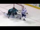 Vladislav Namestnikov fantastic tic tac toe goal for Lightning (2017)