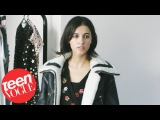 Naomi Scott A Day in the Life of the Pink Power Ranger  Teen Vogue