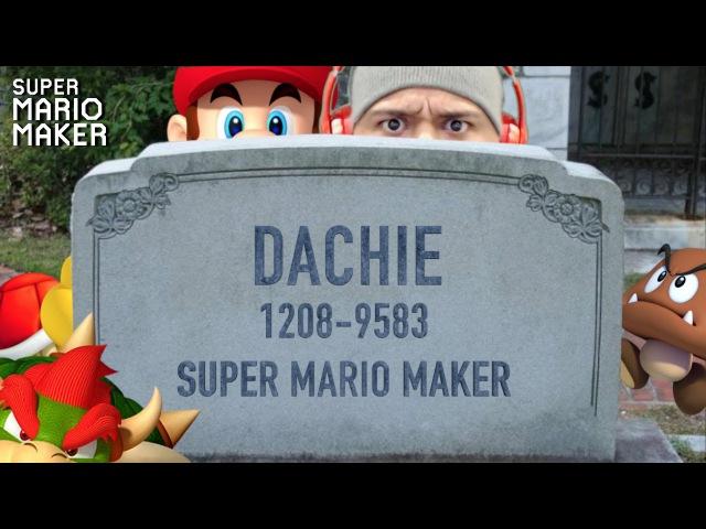 R.I.P. MARIO DASHIE!! [SUPER MARIO MAKER] [93]
