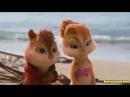 Элвин и Бурундуки поют Папито на русском