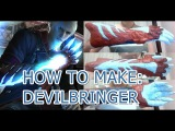 TUTORIAL - How to make the DevilBringer (Nero's hand from Devil May Cry 4)