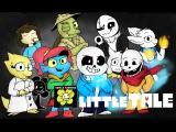 All Littletale themes (Undertale AU) New Yeah.