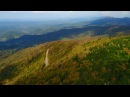 Carver's Gap on Roan Mountain Drone Video · coub, коуб