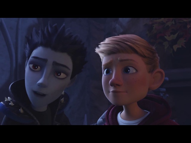 Маленький вампир ¦ Русский трейлер (2017)