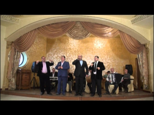 Karen Movsisyan, Artash Hovhannes Asatryan, Armen Khublaryan - Pagh Aghbyur Live HD ©