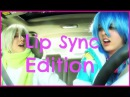 Aoba and Clear Bloopers | Lip Sync Edition