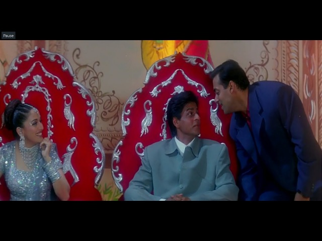 Taaron Ka Chamakta - Hum Tumhare Hain Sanam (2002) Full Video Song *HD*