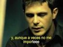 Alejandro Sanz - Y, ¿Si fuera ella? (Official CantoYo Video)