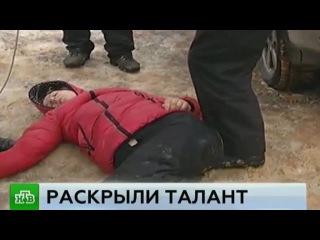 Должница из Нижнего Новгорода устроила истерику приставам, защищая Lexus