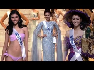 Inilah Penampilan Memukau Kevin Liliana Miss International 2017 (FULL)