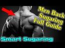 Как правильно делать шугаринг спины Full back sugaring waxing Обучение шугарингу Омск Токм