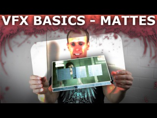 Adobe After Effects Basics Tutorial 5/8 - Track Mattes