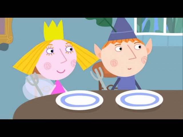 Ben And Holly's Little Kingdom Gaston's Visit Episode 21 Season 1