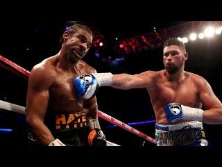 Бокс Дэвид Хэй vs. Тони Белью / boxing David Haye vs. Tony Bellew 05.03.2017