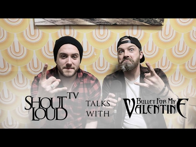 Bullet for my Valentine Interview: About plans for 2017, playing The Poison full live more!